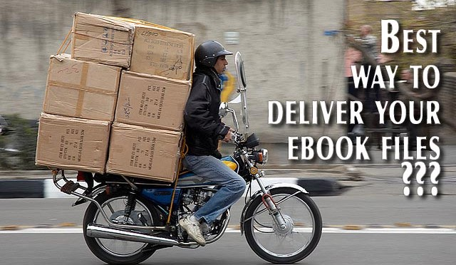 Express Delivery by Kamyar Adi/flickr.com. Used through a Creative Commons license.