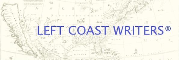 Left Coast Writers banner